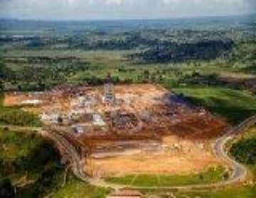 Thumbnail for Brazilian Elizabeth Cement Plant to be completed by LVT in 2014 delivering 2500 tpd
