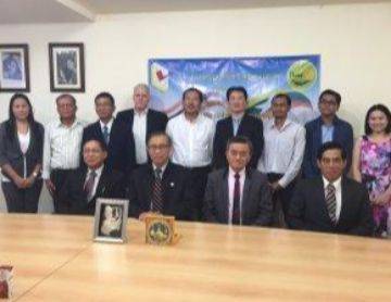 Thumbnail for Welcomed Mr. Khin Mg Tint Managing Director of Myanmar Ministry of Industry